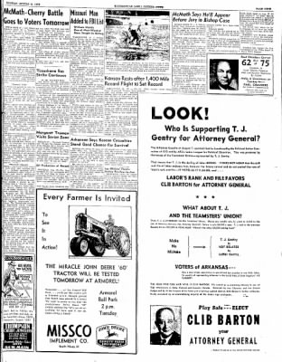The Courier News from Blytheville, Arkansas on August 11, 1952 · Page 9