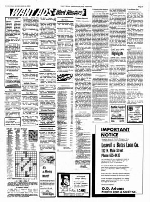The Tipton Daily Tribune from Tipton, Indiana on November 14, 1970 · Page 4
