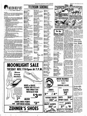 The Tipton Daily Tribune from Tipton, Indiana on November 16, 1970 · Page 6