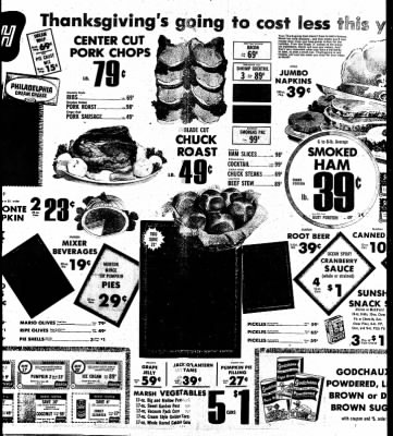 The Tipton Daily Tribune from Tipton, Indiana on November 18, 1970 · Page 13