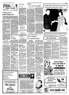 The Tipton Daily Tribune from Tipton, Indiana on November 19, 1970 · Page 3