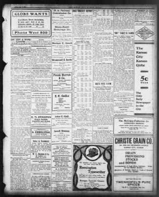 The Kansas City Kansas Globe from Kansas City, Kansas on July 17, 1908 · Page 7