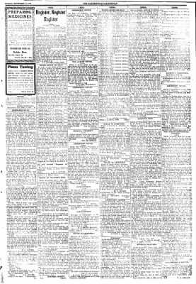 The Bakersfield Californian from Bakersfield, California on September 21, 1908 · Page 7