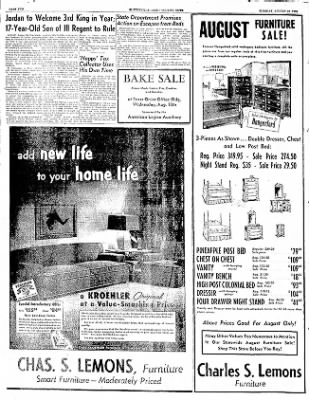 The Courier News from Blytheville, Arkansas on August 12, 1952 · Page 2