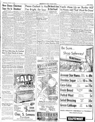 The Courier News from Blytheville, Arkansas on August 12, 1952 · Page 3
