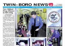 Twin-Boro News