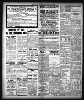 Kare Stehle inter from chicago illinois on october 13 1901 page 30