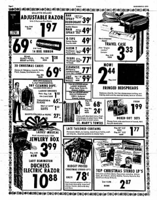 The Tipton Daily Tribune from Tipton, Indiana on December 3, 1970 · Page 14