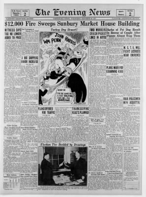 The Evening News from Harrisburg, Pennsylvania on November 24, 1937 · Page 13