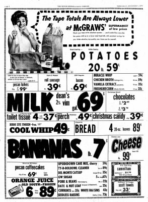 The Tipton Daily Tribune from Tipton, Indiana on December 9, 1970 · Page 4