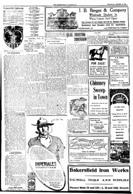 The Bakersfield Californian from Bakersfield, California on October 14, 1908 · Page 2
