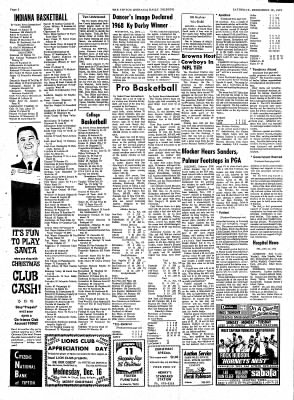 The Tipton Daily Tribune from Tipton, Indiana on December 12, 1970 · Page 6