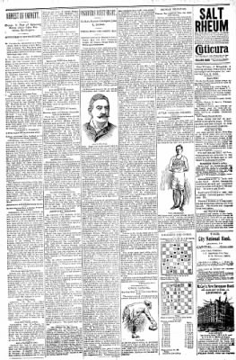Logansport Pharos-Tribune from Logansport, Indiana on January 17, 1898 · Page 2