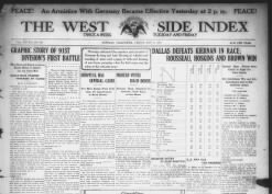 The West Side Index