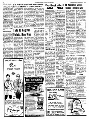 The Tipton Daily Tribune from Tipton, Indiana on December 16, 1970 · Page 8
