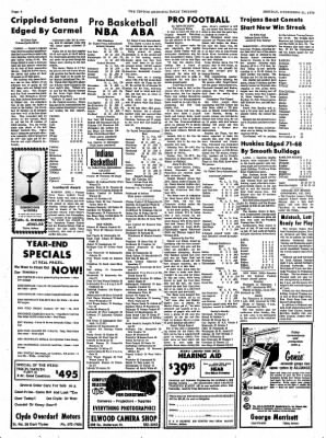 The Tipton Daily Tribune from Tipton, Indiana on December 21, 1970 · Page 4