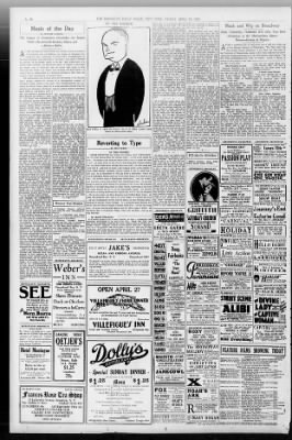 The Brooklyn Daily Eagle from Brooklyn, New York on April 26, 1929 · Page 42