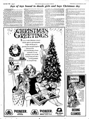 The Tipton Daily Tribune from Tipton, Indiana on December 23, 1970 · Page 8