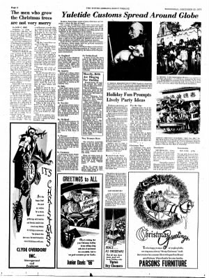 The Tipton Daily Tribune from Tipton, Indiana on December 23, 1970 · Page 10