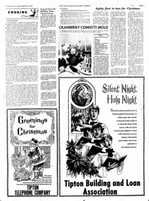 The Tipton Daily Tribune from Tipton, Indiana on December 23, 1970 · Page 11