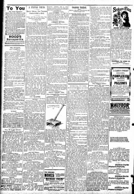 Logansport Pharos-Tribune from Logansport, Indiana on May 2, 1895 · Page 2
