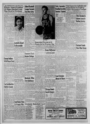 The Evening News from Harrisburg, Pennsylvania on February 11, 1949 · Page 20