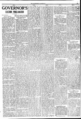 The Bakersfield Californian from Bakersfield, California on October 26, 1908 · Page 9
