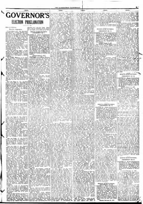 The Bakersfield Californian from Bakersfield, California on October 27, 1908 · Page 9