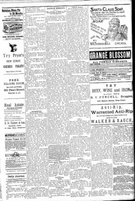 Logansport Pharos-Tribune from Logansport, Indiana on May 15, 1891 · Page 3