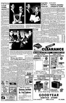 Redlands Daily Facts from Redlands, California on January 22, 1964 · Page 4