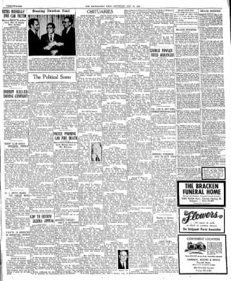 The Bridgeport Post From Connecticut On May 25 1968 Page 31
