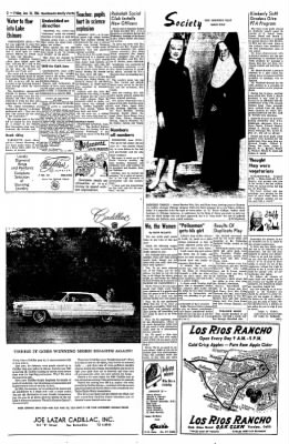 Redlands Daily Facts from Redlands, California on January 24, 1964 · Page 2