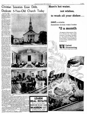 The Bridgeport Post from Bridgeport, Connecticut on June 14, 1964 · Page 49