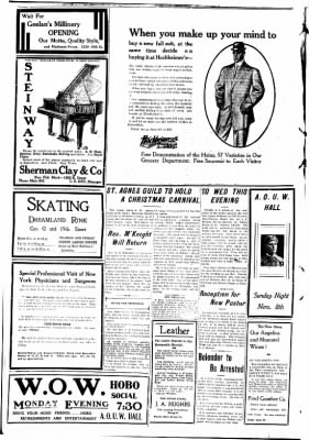 The Bakersfield Californian from Bakersfield, California on November 4, 1908 · Page 4