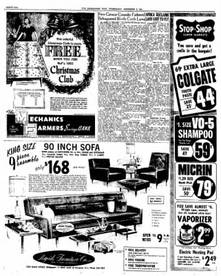 The Bridgeport Post from Bridgeport, Connecticut on December 9, 1964 · Page 42