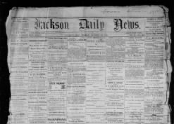 The Jackson Daily News