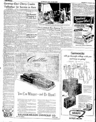 The Courier News from Blytheville, Arkansas on August 13, 1952 · Page 14
