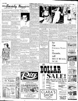 The Courier News from Blytheville, Arkansas on August 14, 1952 · Page 2