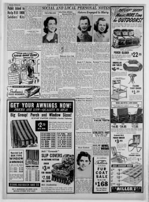 The Evening News from Harrisburg, Pennsylvania on May 15, 1942 · Page 12