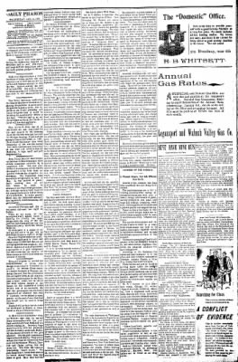 Logansport Pharos-Tribune from Logansport, Indiana on January 19, 1898 · Page 20