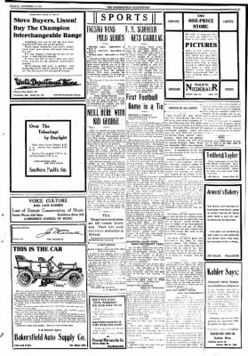 The Bakersfield Californian from Bakersfield, California on November 16, 1908 · Page 3
