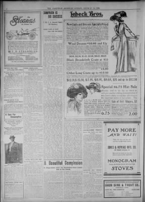 The Tennessean from Nashville, Tennessee on October 31, 1909 · 4