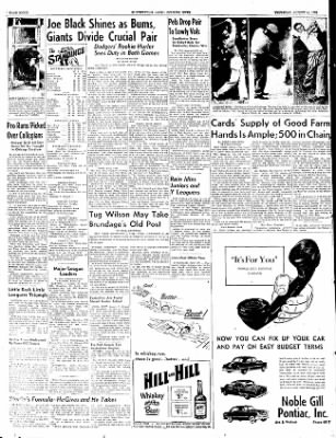 The Courier News from Blytheville, Arkansas on August 14, 1952 · Page 4