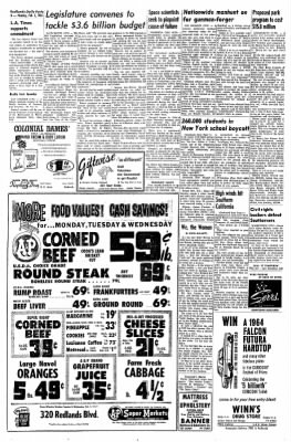 Redlands Daily Facts from Redlands, California on February 3, 1964 · Page 2