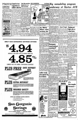 Redlands Daily Facts from Redlands, California on February 3, 1964 · Page 6
