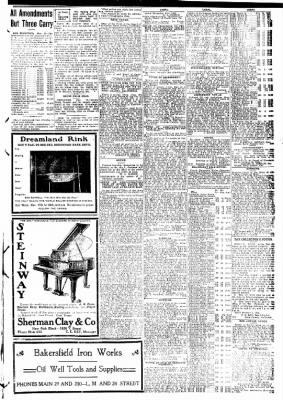 The Bakersfield Californian from Bakersfield, California on November 18, 1908 · Page 7