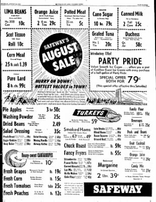 The Courier News from Blytheville, Arkansas on August 14, 1952 · Page 6
