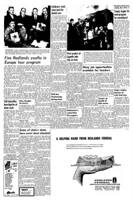 Redlands Daily Facts from Redlands, California on February 4, 1964 · Page 7