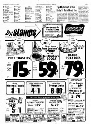 The Tipton Daily Tribune from Tipton, Indiana on February 3, 1971 · Page 7