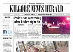 The Kilgore News Herald